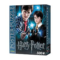 Wrebbit Harry Potter 500-pc. Poster Puzzle
