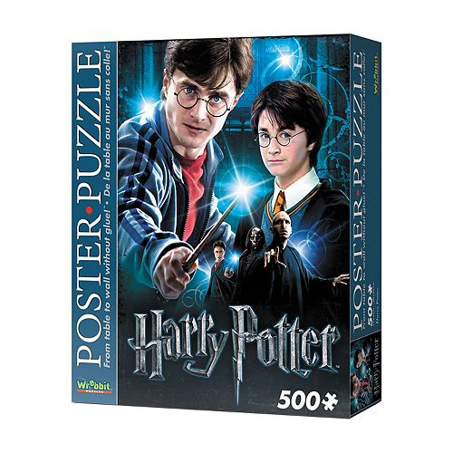 Wrebbit Harry Potter 500-pc. Poster Puzzle