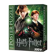 Wrebbit Ron Weasley 500 pc Poster Puzzle