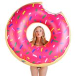 Big Mouth Inc. Giant Strawberry Donut Pool Float