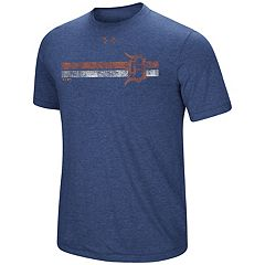 Men's Under Armour Detroit Tigers Stripe Tee