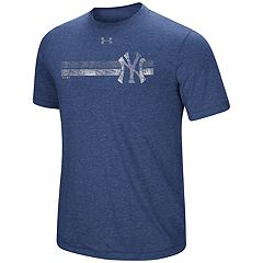 Men's Under Armour New York Yankees Stripe Tee