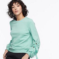 k/lab Grommet Sweatshirt