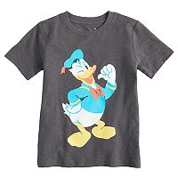 Disney's Donald Duck Boys 4-10 Slubbed Graphic Tee by Jumping Beans®