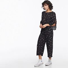 k/lab Floral Jumpsuit