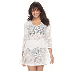 Women's Portocruz Crochet Cover-Up