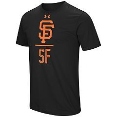 Men's Under Armour San Francisco Giants Slash Tee