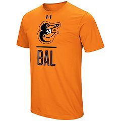 Men's Under Armour Baltimore Orioles Slash Tee