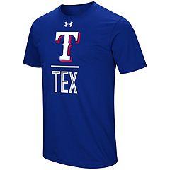 Men's Under Armour Texas Rangers Slash Tee