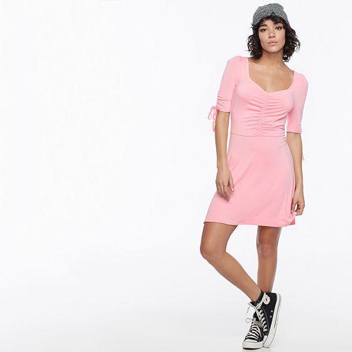k/lab Ruched Knit Dress