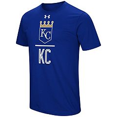 Men's Under Armour Kansas City Royals Slash Tee