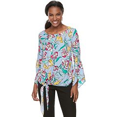 Women's Apt. 9® Knot Front Top