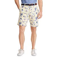Men's Chaps Classic-Fit Patterned Shorts