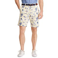 Men's Chaps Classic-Fit Patterned Shorts