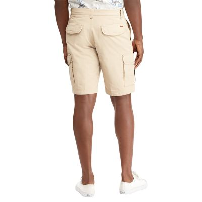Men's Chaps Classic-Fit Stretch Waistband Cargo Shorts