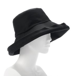 Women's SONOMA Goods for Life? Solid Folded Brim Bucket Hat