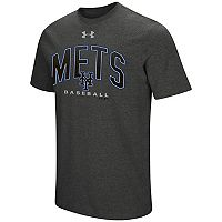 Men's Under Armour New York Mets Reflective Arch Tee