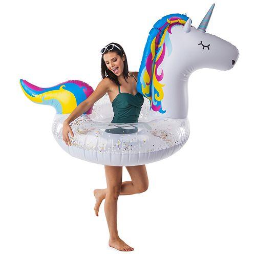 Big Mouth Inc. Unicorn Pool Float
