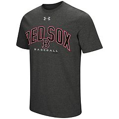 Men's Under Armour Boston Red Sox Reflective Arch Tee