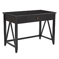 OSP Designs Santa Cruz Contemporary Desk