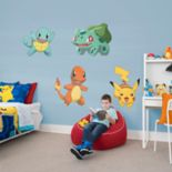 Pokémon Favorites Collection Wall Decals