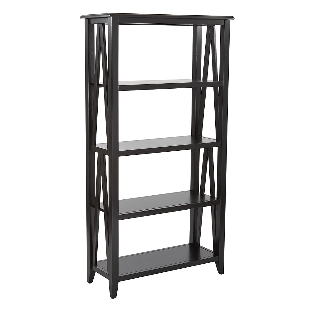 OSP Designs Santa Cruz 5-Shelf Bookshelf