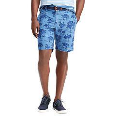 Men's Chaps Classic-Fit Stretch Shorts