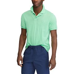 Men's Chaps COOLMAX Classic-Fit Solid Performance Polo