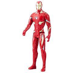 Marvel Avengers: Infinity War Titan Hero Series Iron Man with Titan Hero Power FX Port by Hasbro