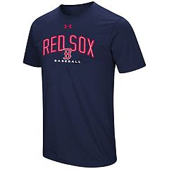 Men's Under Armour Boston Red Sox Arch Tee