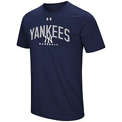 Men's Under Armour New York Yankees Arch Tee