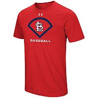 Men's Under Armour St. Louis Cardinals Icon Tee