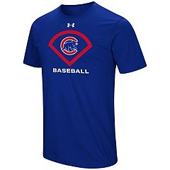 Men's Under Armour Chicago Cubs Icon Tee
