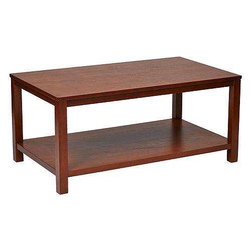 Ave Six Merge Rectangular Coffee Table