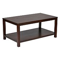 Ave Six Merge Rectangular Coffee Table