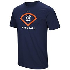 Men's Under Armour Detroit Tigers Icon Tee