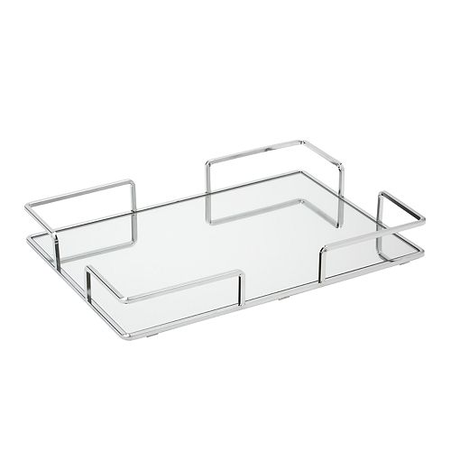 Home Details Square Mirror Vanity Tray