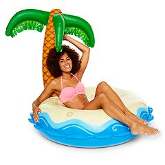 Big Mouth Inc. Palm Tree Pool Float