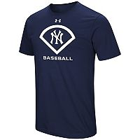 Men's Under Armour New York Yankees Icon Tee