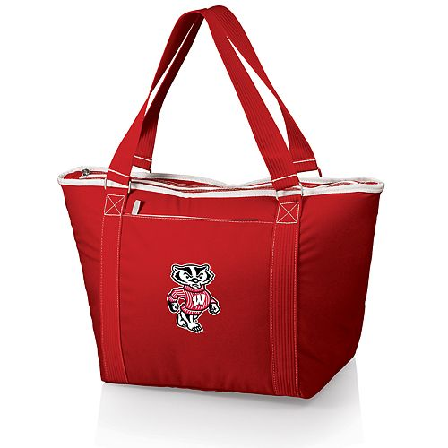 Picnic Time Wisconsin Badgers Topanga Cooler