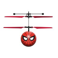 Marvel Spider-Man Homecoming UFO Ball Helicopter by World Tech Toys