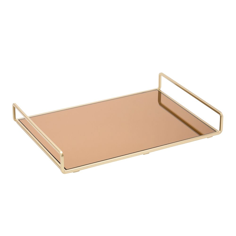 Home Details Large Classic Mirror Vanity Tray