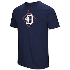 Men's Under Armour Detroit Tigers Ballpark Tee