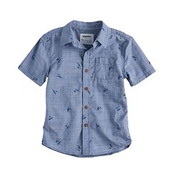 Boys 4-10 SONOMA Goods for Life™ Woven Shirt