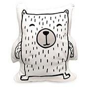 Lolli Living Woodlands Bear Decorative Pillow