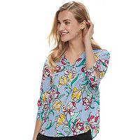 Women's Apt. 9® Knot Sleeve Blouse