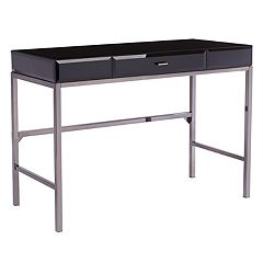 OSP Designs Obsidian Finish Desk