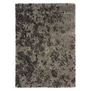 Nourison Amore Luxe Abstract Shag Rug