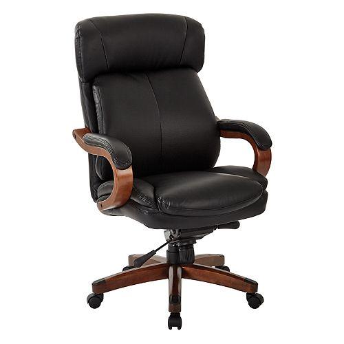 INSPIRED by Bassett Buchanan Executive Desk Chair