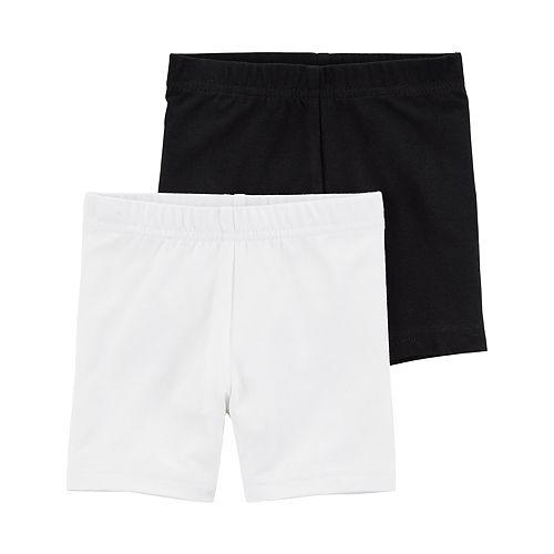Girls  4-8 Carter's 2-pk. Biker Shorts